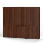 Kabinet Pintu 5 Tingkat GCS 240 HCFD Black