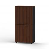 Kabinet Pintu 4 Tingkat GCS 80 HBFD Black