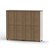 Kabinet Pintu 4 Tingkat GCS 160 LBFD Grey