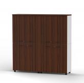 Kabinet Pintu 4 Tingkat GCS 160 HBFD Grey