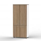 Kabinet Pintu 5 Tingkat OCS 80 LHCFD White